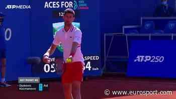 Novak Djokovic eases into ATP Belgrade semi-finals with comfortable Miomir Kecmanovic win - Eurosport.com
