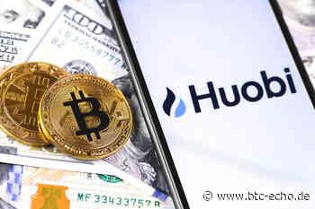 Huobi erhält Erlaubnis für Bitcoin-Fonds   BTC-ECHO - BTC-ECHO   Bitcoin & Blockchain Pioneers