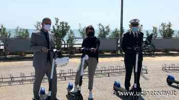 A Lignano Sabbiadoro arrivano i monopattini elettrici in sharing di bit mobility - UdineToday