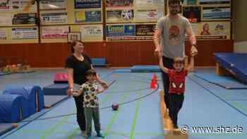 TSV Mildstedt: 80 Familien unter Corona-Bedingungen bei den Familien-Turn-Erlebnistagen   shz.de - shz.de