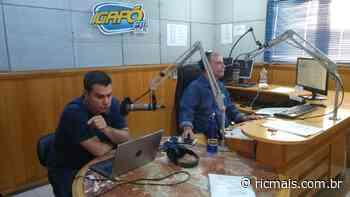 Grupo RIC lança nova programação da Igapó FM, em Londrina - RIC - RIC Mais