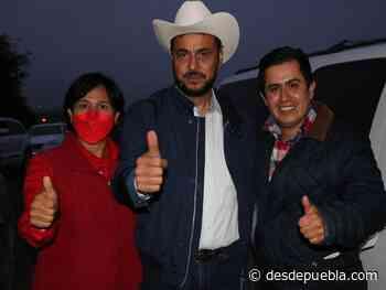Respalda ex Gobernador de Durango a Josefina García Hernández en Chignahuapan - desdepuebla.com - DesdePuebla