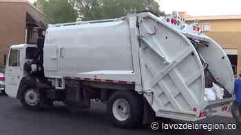 Iquira tendrá nuevo vehículo recolector compactador de residuos sólidos - Noticias