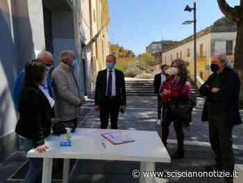 Santa Maria a Vico scende in piazza in difesa del Consultorio - Scisciano Notizie ILMONITO