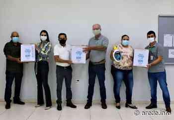 Ortigueira recebe equipamentos para o tratamento da covid - ARede