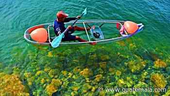 Water Bikes Pana, el nuevo lugar para rentar kayaks transparentes en Sololá - Guatemala.com
