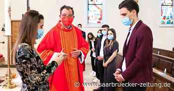 Wadgassen: Pastor Leick feiert Firmung von acht jungen Erwachsenen - Saarbrücker Zeitung