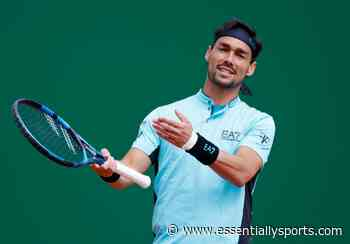 """""""Does Not Correspond to Reality"""": Fabio Fognini Vows to Appeal His Barcelona Open 2021 Disqualification - EssentiallySports"""