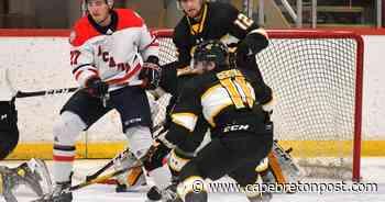 Cole Harbour's Hinam brings championship pedigree to Acadia - Cape Breton Post