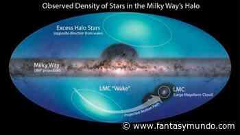Astrónomos lanzan nuevo mapa del cielo de los confines de la Vía Láctea - FantasyMundo