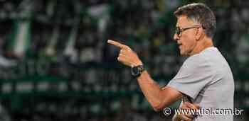 Osorio está perto de ser técnico do Santos, diz jornalista mexicano - UOL Esporte