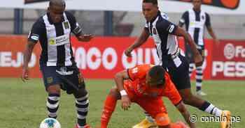 Alianza Lima empató 2-2 con la Universidad César Vallejo por la Liga 1   Perú   Lima   Fase 1   Liga 1 - Canal N