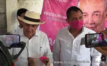 Eliud Domínguez Altamirano candidato a la alcaldía de Ciudad Valles por Fuerza x México - El Sol de San Luis