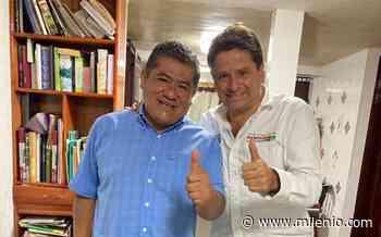 Exedil de Tlaxcoapan respalda proyecto de Cuauhtémoc Ochoa - Milenio