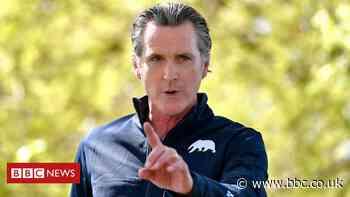 Gavin Newsom: California's governor faces recall election