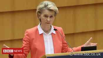 Sofagate: EU chief Ursula von der Leyen blames sexism for Turkey chair snub