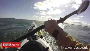 Aberdeenshire police find kayaks stolen from events 'across UK'