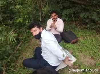 Secuestran a 2 ingenieros en Algarrobo: pedían $50 millones por su liberación - Seguimiento.co