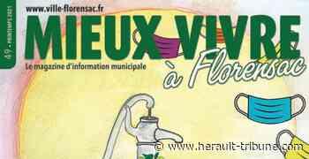 Florensac : le magazine d'information municipale de printemps est paru - Hérault Tribune - Hérault-Tribune