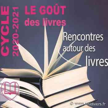 Café littéraire / Cycle Réseau des médiathèques samedi 22 mai 2021 - Unidivers