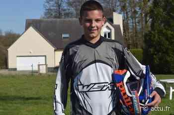 Aumale. Théo Guichard, de la graine de champion de motocross - actu.fr
