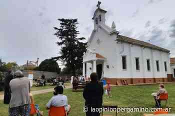 El Socorro celebró los 100 años de la Capilla Nuestra Señora del Carmen - La Opinión de Pergamino