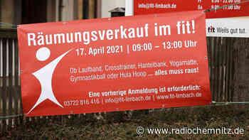 Geschäftsaufgabe in Limbach-Oberfrohna wirft Licht auf Fitnessbranche - Radio Chemnitz
