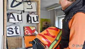 """Unternehmen aus Remagen: Firma """"Baubude"""" macht Kleidung und Möbel aus alten Materialien - General-Anzeiger Bonn"""