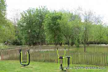 hierLe Muy : un parc nature en centre-ville - TPBM