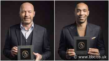 Alan Shearer & Thierry Henry inducted into Premier League Hall of Fame