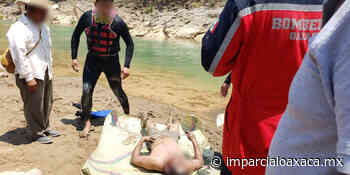 Rescatan cuerpo de un hombre ahogado en afluente de río en Tlaxiaco - El Imparcial de Oaxaca