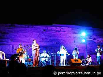 Música, danza y rituales en la Huaca Mateo Salado a cargo de cantautora Corina Bartra - La Mula