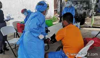 Brindan atención médica a privados de libertad en cárcel de Penonomé, tras nuevo rebrote de covid - TVN Noticias