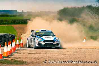North-East teams box out places on Snetterton Rally