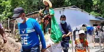 La demanda de San Marcos: la ancestral tradición en Conchagua para pedir la abundancia en vísperas del invi... - La Prensa Grafica