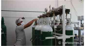 Ponen en funcionamiento planta de oxígeno medicinal de Chepén - Diario Correo