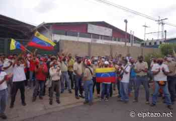 Cojedes | Trabajadores de La Fina en Tinaquillo protestan por mejoras laborales - El Pitazo