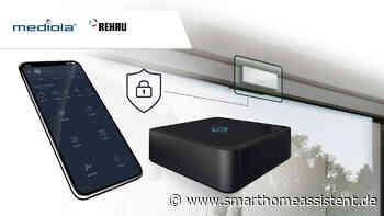 Rehau Smart Guard Fenstersensor jetzt mit mediola kompatibel - SmarthomeAssistent