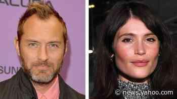 Jude Law and Gemma Arterton welcome £7m global film fund - Yahoo News