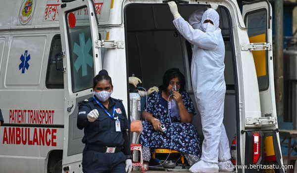 Hilang, Data Lebih dari 1.000 Kasus Kematian Covid-19 di New Delhi - BeritaSatu