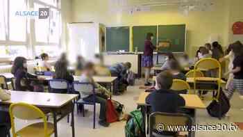 VENDENHEIM : La sonnerie retentit à nouveau dans les écoles. - alsace20.tv
