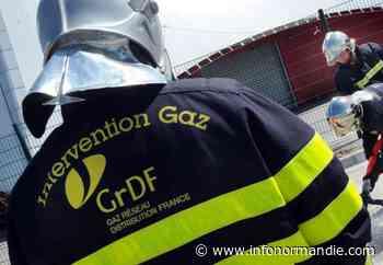 Evreux : une conduite de gaz endommagée, une vingtaine de riverains évacuée - InfoNormandie.com