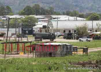 Támara, el Centro Penal con más casos positivos de covid-19 - ElHeraldo.hn