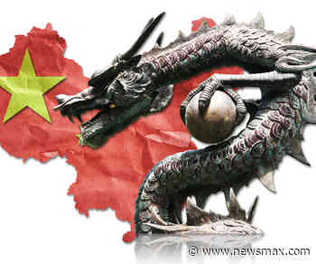 By Saint George! Taming the Chinese Dragon - Newsmax