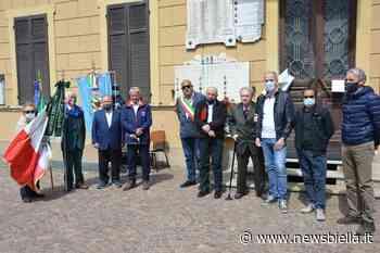 25 Aprile a Crevacuore, amministrazione e Anpi Valsessera ricordano i caduti - newsbiella.it