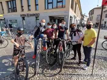 Una pedalata a Cernusco sul Naviglio attraverso il luoghi della Resistenza - Prima la Martesana