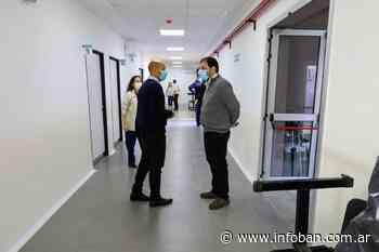Ampliaron con nuevas instalaciones el Hospital Marengo de Villa Ballester - InfoBan