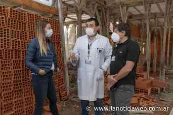 San Isidro: Construyen un nuevo Centro de Salud en Villa Adelina - lanoticiaweb.com.ar