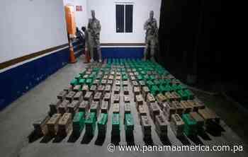 Senan decomisa 900 kilos de cocaína en Punta Burica y detiene a tres extranjeros - Panamá América