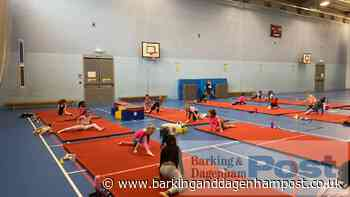 Young gymnasts back in training at Catleaps in Dagenham - Barking and Dagenham Post